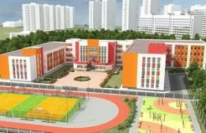 новые школы и детские сады в Тюмени